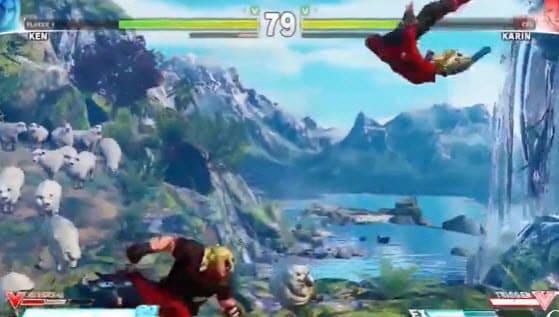 Street Fighter 5 PS4 et PC