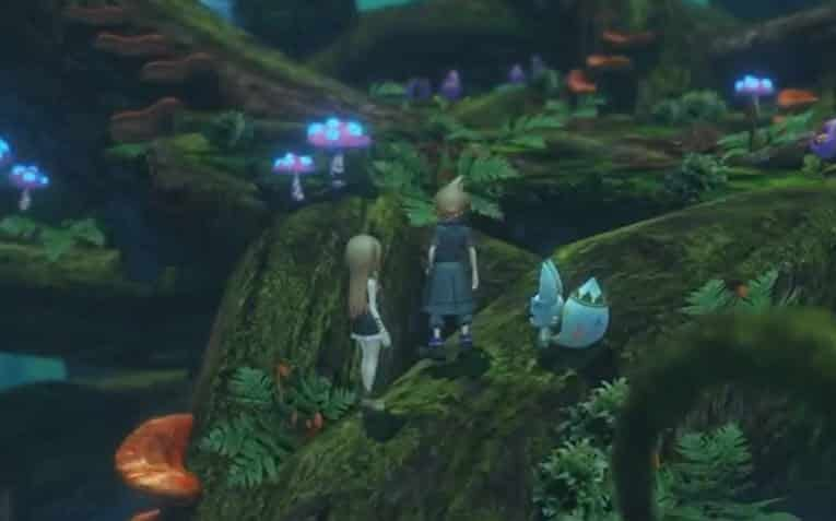 World of Final Fantasy pour PS4