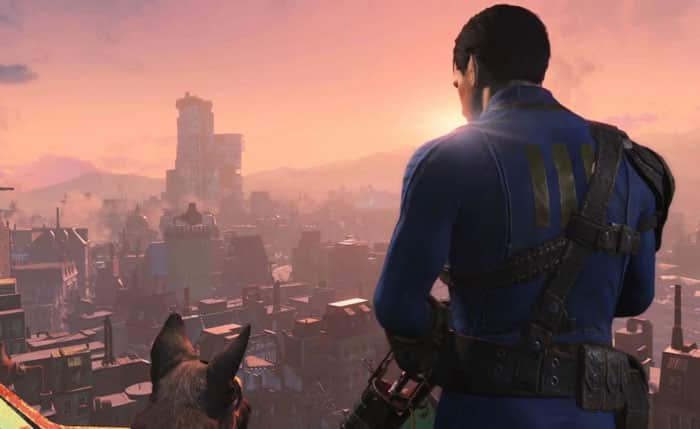 Mise à jour Fallout 4