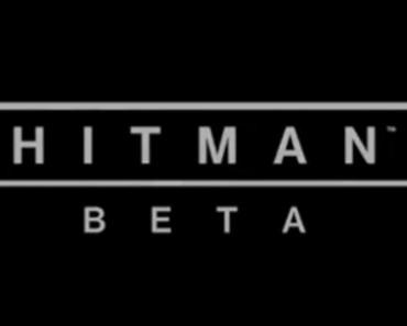 Trailer beta Hitman pour Xbox One