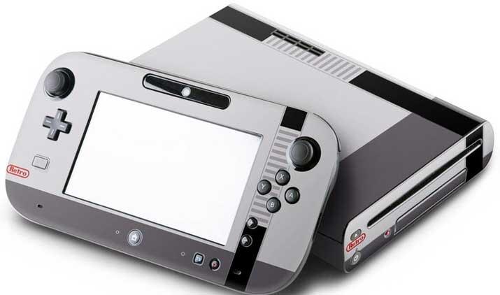 Nintendo, Famicom, Wii U