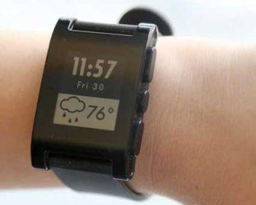 High tech, Pebble, Fitbit, Kickstarter