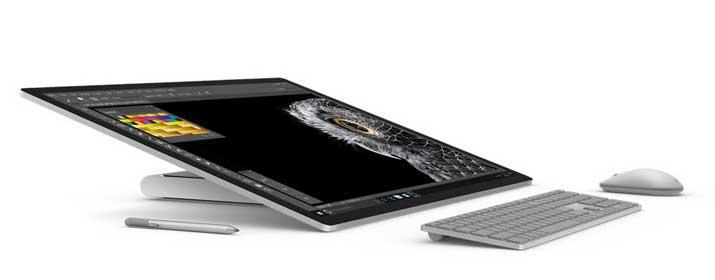 Microsoft, Surface Studio, processeur ARM