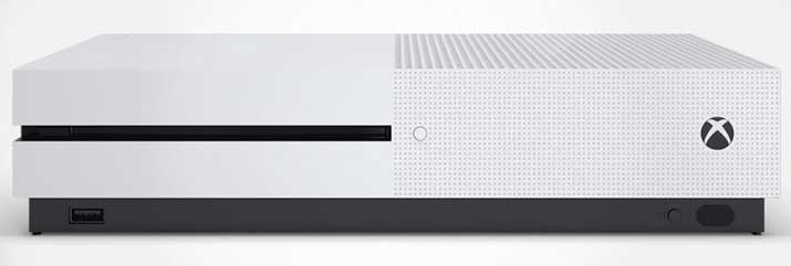 Microsoft, Xbox One S, Fnac