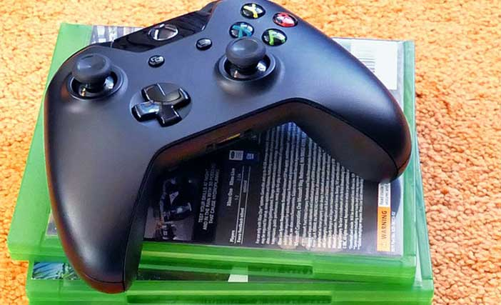 l arriv e d une nouvelle manette xbox one le x91 controller. Black Bedroom Furniture Sets. Home Design Ideas