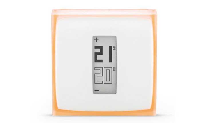 Le thermostat connecté de Netatmo