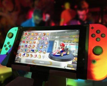 Nintendo Switch, Gamevice, Wikipad