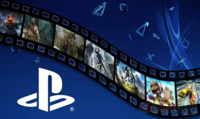 Sony, playstation, jeux playstation en film