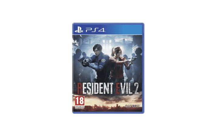 achetez le jeu Resident Evil 2 en promotion
