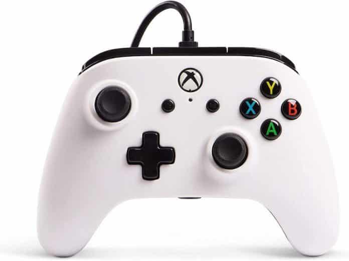 acheter la manette filaire pour Xbox One de PowerA