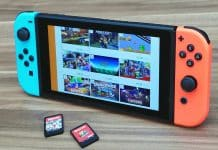 Black Friday Nintendo Switch : meilleure vente