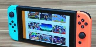 Black Friday Nintendo Switch : meilleure vente