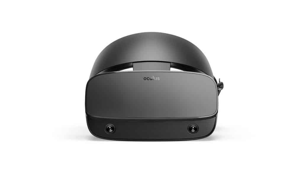 Oculus Rift S - Source : oculus.com